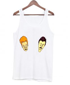 beavis and butthead tanktop