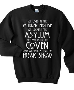 American Horror Story Sweatshirt