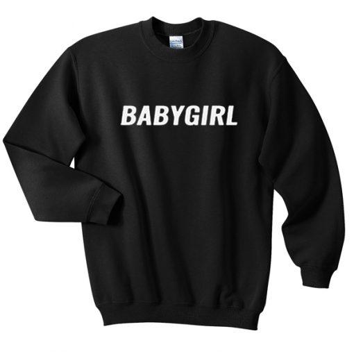 Babygirl Sweatshirt