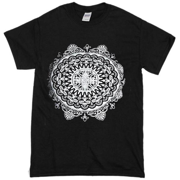 Bonnie Ethnic Print Halter T-Shirt