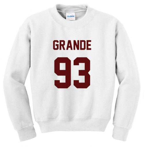 Grande 93 Sweatshirt