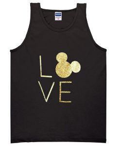 Love Mickey Head Tanktop