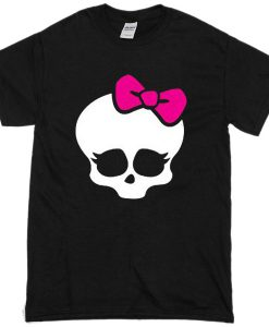 Monster High Skull Logo T-Shirt