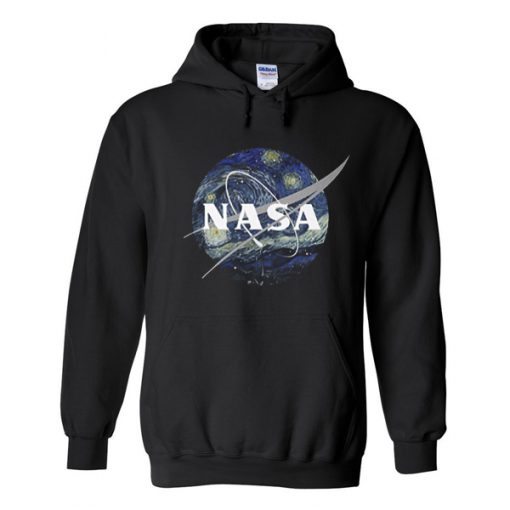 NASA-Starry Night Hoodie