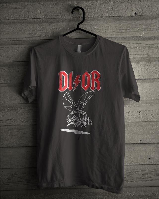 Dior ACDC T-Shirt