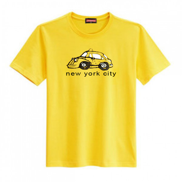 New York City Taxi T Shirt
