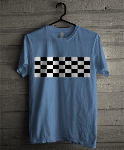 Racing Flag On Shirt T-shirt