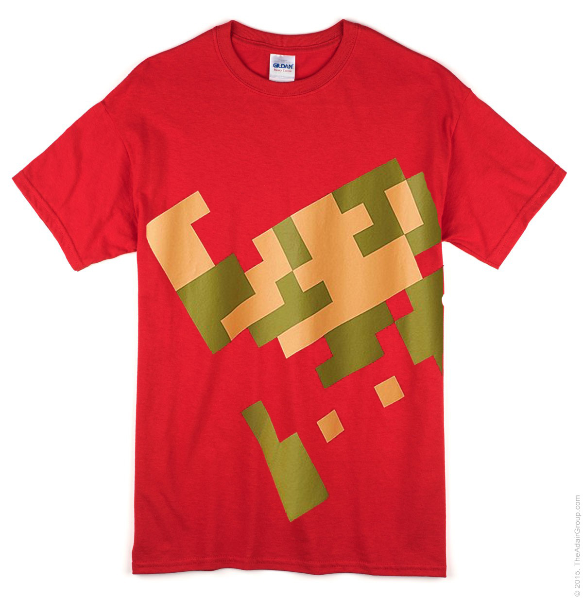 Red uniqlo t shirt for Uniqlo t shirt sizing