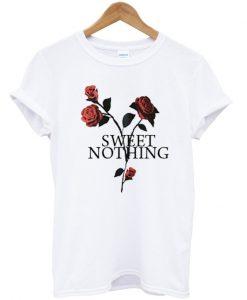 Sweet Nothing Rose T-Shirt