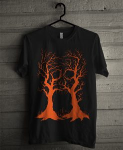 Tree Branches Monster T-Shirt