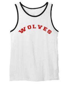 Wolves Ringer Tanktop