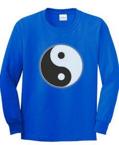 Yin Yang Logo Sweatshirt