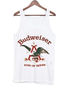Budweiser King Of Beers Tanktop