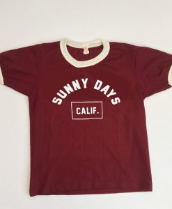 Sunny Days Calif T-Shirt