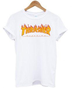 Thrasher Magazine Fire T-Shirt