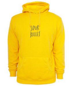 Sour Bullet Yellow Hoodie
