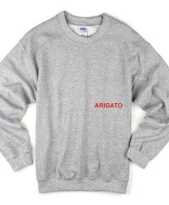 Arigato Sweatshirt