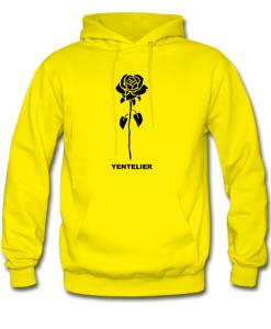 Yentelier Yellow Hoodie