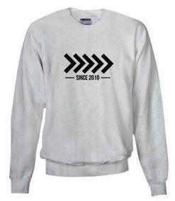 Arrow Since 2010 Sweatshirt