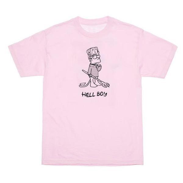 Hellboy Bart Simpson T-Shirt