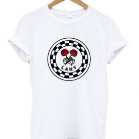 Lany Roses And Dices T-Shirt