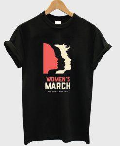 Woman March On Washington T-Shirt
