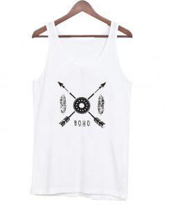 Boho Arrows Tanktop