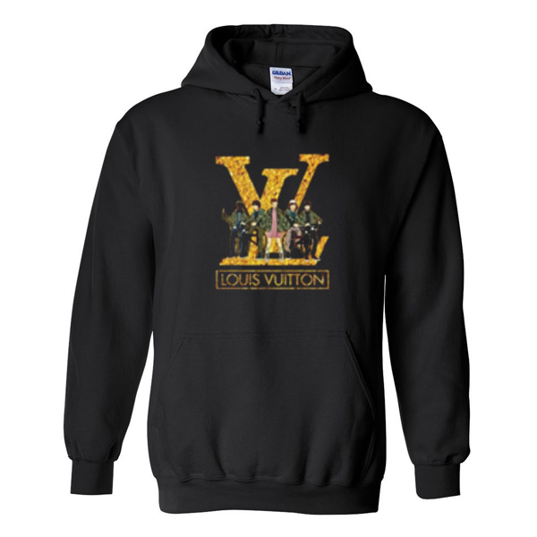 lv louis vuitton hoodie. Black Bedroom Furniture Sets. Home Design Ideas