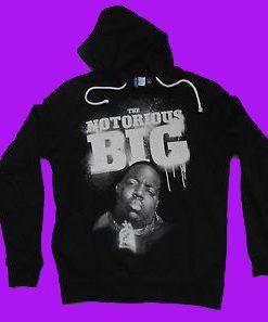 The Notorious Big Hoodie