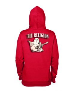 True Religion Back Hoodie