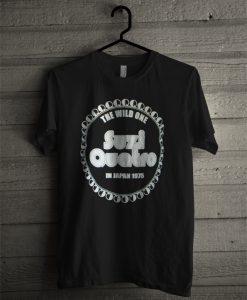 Suzi Quatro The Wild One T-Shirt