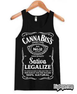 Cannabis Sativa Tanktop