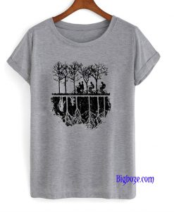 Stranger Things Silhouette T-Shirt