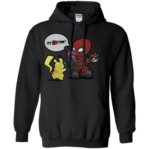 Deadpool Pokemon GO Hoodie
