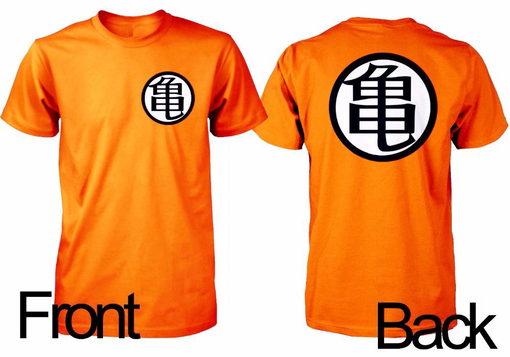 Dragon Ball Z Kame Symbol T Shirt