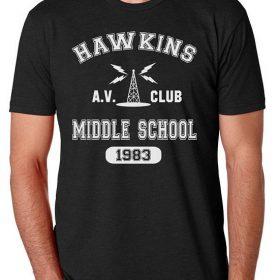 Hawkins Middle School AV Club Stranger Things