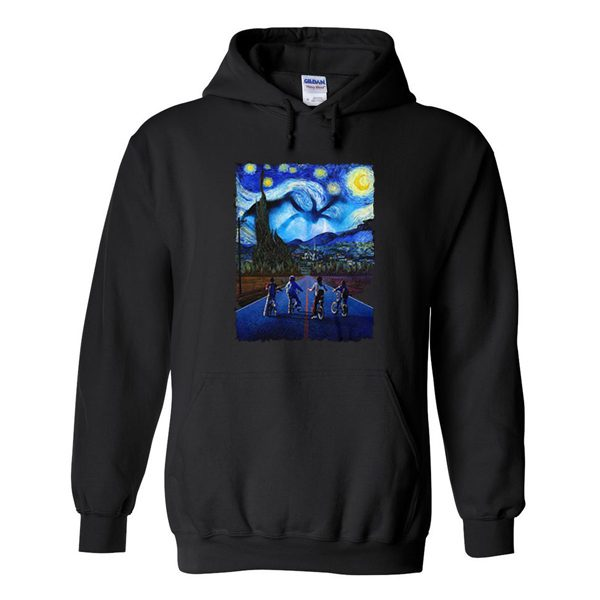 Stranger Things Starry Night Hoodie