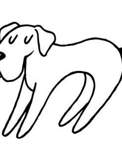 Terrier Dog Cute T-Shirt