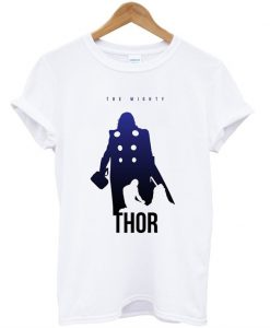The Avengers Thor Silhouette T-Shirt