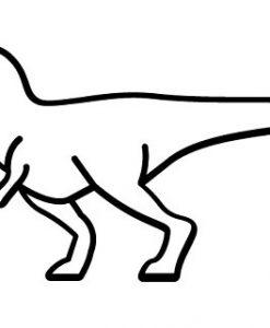 Tyrannosaurus Cute T-Shirt