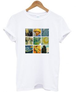 Van Gogh Art T-Shirt
