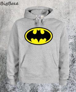 Batman Logo Hoodie
