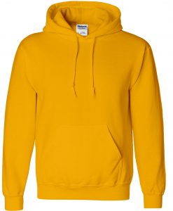 Blank Yellow Hoodie