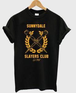 Sunnydale Slayers Club Est 1997 T-Shirt
