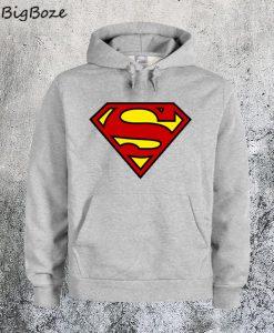 Superman Logo Hoodie