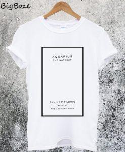 Zodiac Aquarius The Waterer T-Shirt