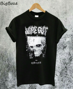 Wipe Out Demon Angel T-Shirt