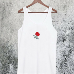 Rose Flower Tanktop