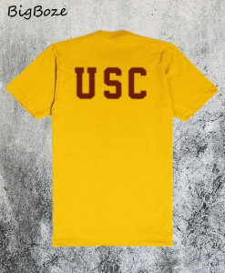 USC Yellow T-Shirt
