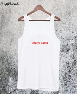 Cherry Bomb Tanktop